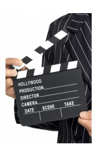Regie Filmklappe Hollywood