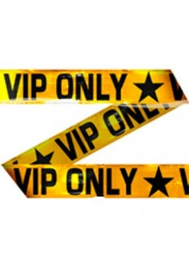 VIP Only Absperrband